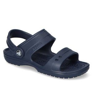 Crocs Classic Sandal Navy Blue Unisex J2 200448